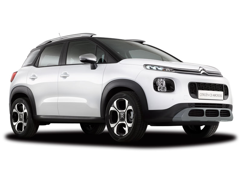 Citroen C3 Aircross Flair BlueHDI 100 Pre Reg